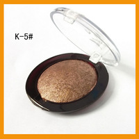 Minerals baking powder pearl eye shadow eye shadow earth color eye shadow plate make-up eye shadow powder