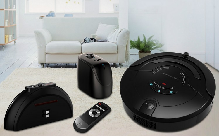 ROBOT automatic floor sweeper on sale robot vacuum cleanING Multifunction Robotic Auto Robot(China (Mainland))
