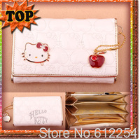 fashion brand design hello kitty handbags bags women famous brands female purse bag with the face free shipping 027 01W1008D