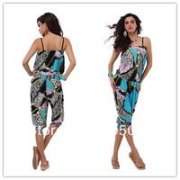 2013 fashionable free shipping girls short playsuit