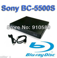 Free shipping,USB 2.0 External blu ray drive Blu-ray Combo BD-ROM DVD/CD Burner For Laptop PC /Desktop computer