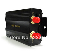Free Shipping quad band TK-103A Car GPS Tracker GPS/GSM/GPRS Tracking Vehicle
