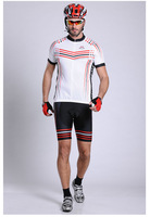 Free shipping top grade  Short Sleeve Cycling Jersey+pants/ Bike Wear Size S - XXXL,Plus Size,CoolDry fabric hot selling 1033