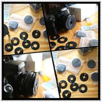 Free shipping camera fliter series_31 pieces/set magic bokeh kit photo filter with 31 shapes
