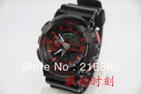 FREE SHIPPING 10colors brand g watch silicone sport shock watch ga110 wrist watch hope 2013