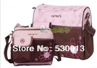 Hot Sale 2013 New Arrival 8 Kinds Tote Multifunctional Nappy Bag Mother Shoulder Bags Mummy Baby Carriage Free Shipping