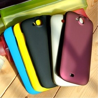 Free shipping  multi-color shell for THL W8  matte  back cover  pattern protective case