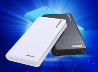 Power Bank 20000mAh Portable External Battery Backup Pack Dual USB For iPhone 5 HTC Samsung iPad E012
