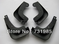 TIRE SPLASH FLAP MUD GUARD MUDGUARDS FOR 2010 2011 KIA SOUL 4PCS