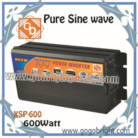 CF 600W 12V universal car adapter ac inverter