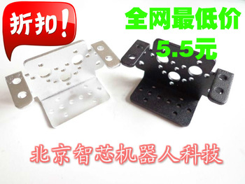 Multifunctional mount steering gear mount pan and tilt mount mechanical 995 steering gear robot