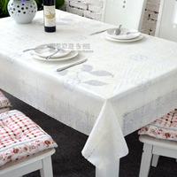 Rustic fashion waterproof table cloth tablecloth dining table cloth oil disposable table cloth pvc table cloth pvc21
