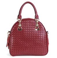 2013 women's handbag bag first layer of cowhide one shoulder cross-body handbag quality genuine leather embossed leather bag
