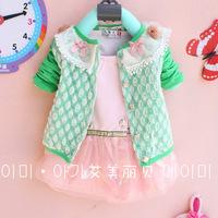 Кофта для девочки 100% Cotton 0-4 years old Children's Shirt