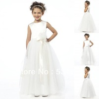 Free Shipping Girls Bridesmaid Dresses Girl Dress Pretty Dresse 20121108418