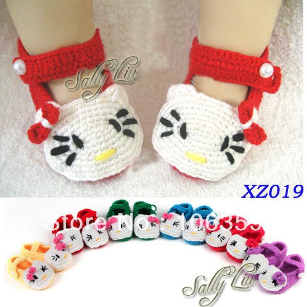 Hello Kitty Crochet Pattern