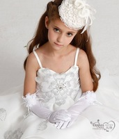 fashion brand new the children's clothing girls baby kids dress party wedding girls' dresses the evening gown dresses wholesale