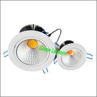 6watt 10watt 15watt 20watt 25watt 30watt LED cob downlights
