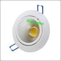 New 6Watt 10Watt 15Watt 20Watt 25Watt 30Watt Aluminum COB LED ceiling light down light