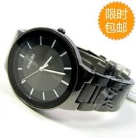 Beautiful Fashion table sinobi lovers table brief vintage watch male watch