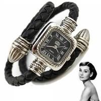 free shipping -- High quality Fashion Women Wristwatches Rope Knit Watch