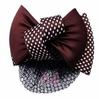 Net flower hair accessory hair accessory 3046