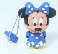 3D minnie mouse usb flash drive 4GB 8GB 16GB 32GB  Free shipping