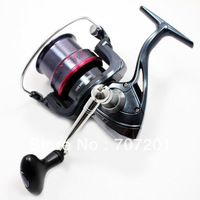 Fishing Spinning Reel XD5000 7BB Long Casting Reel For Salt Water Standard Fishing High Speed 5.1:1 Aluminum Spool