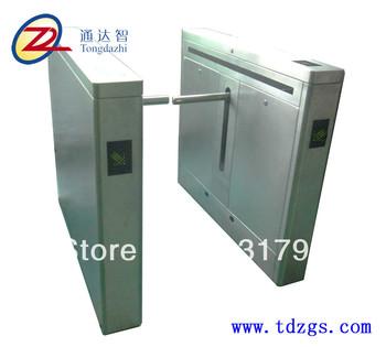 Access Arm Drop turnstile