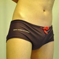 2013 lacing male boxer swimwear croota seobean summer fashion boxer swimming trunk