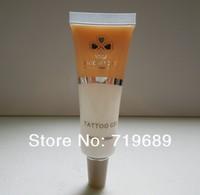 2 pcs Glitter glue Tattoo Gel for Temporary tattoo kit - Free shipping - 30ML / PCS