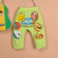 Ploughboys capris cartoon graphic patterns children's legging pants
