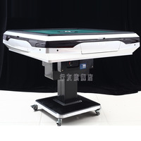 Fully-automatic mute e2 folding mahjong machine automatic mahjong table