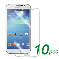 10pcs/lot New Clear LCD Flim Screen Protector for Samsung i9150 i9152 Galaxy Mega 5.8