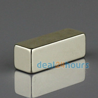 1PC Big Super Strong Block Magnet 30mm x 10mm x 10mm Rare Earth Neodymium N35 Free Shipping