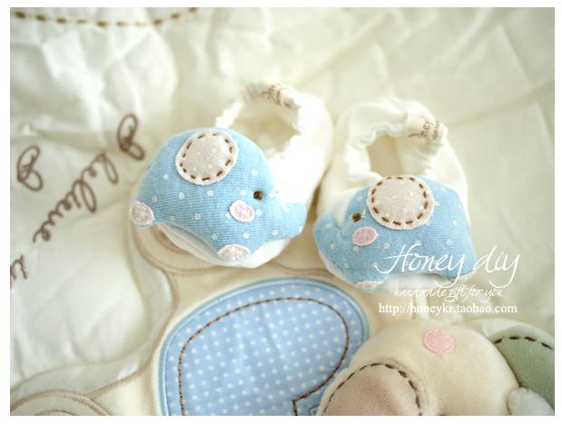 2014 Chegada Nova Shoes Handmade lindo elefante do bebê, não o produto acabado , Kit de Material de Bricolage , Frete Grátis(China (Mainland))