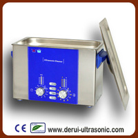 DR-DS40 benchtop ultrasonic cleaners clean faster! clean safer! clean better!