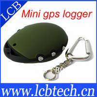 10pcs/lot New Mini Multifunctional Handheldmini gps receiver location finder keychain