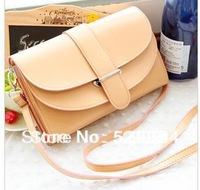 Free shipping new style women single-shoulder bag stride little handbag korean double-deck handbag 237