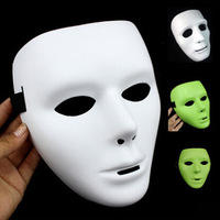 HT-06, shuffle dance glow mask, ghost step dance mask, hip-hop dance mask , jabbawockeez mask with night light, free gloves