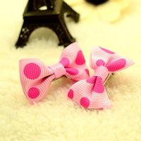 Girls children kids ribbon Bow Flower hairpins/hair accessory/headwear/Hair Clip,Hairpins&Baby .Apparel & Accessories