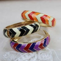Wind Exaggerated Female Family Name Bracelet Opening Special Value Style Women Bracelet 2013 Free Shipping