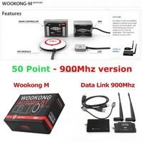 DJI Wookong M Waypoint (50 points)+ Data Link 900Mhz+Wookong M Autopilot system
