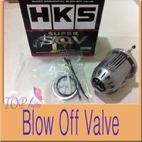 For All Car  Box Turbo Kit   Super SQV SSQV 4 IV Blow Off Valve  Upgrde Version Silver Or Black Color(Option) Replicate Color