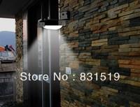 SOLAR POWER MOTION SENSOR DETECTOR 16 LEDs OUTDOOR LIGHT HOME SECURITY LAMP