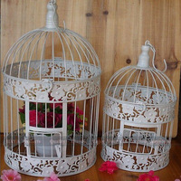Flower Decoration Bird cage New Arrival Fashion Iron Decorative Birdcage Free Shipping