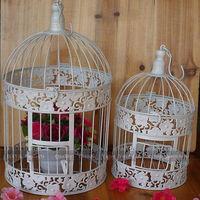 Flower Decoration Bird cage New Arrival Fashion Iron Decorative Birdcage Free Shipping