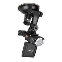 HD 1280 x 960 2.0 Inch Display Car DVR (Night Vision, Motion Detection, Anti-Shake)