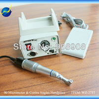 35000rpm SDE-M33Es E-Type Motor & Contra Angle Head + Mini Strong 90 Micromotor Power Engine