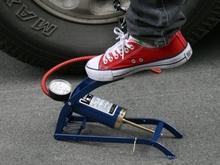 wholesale car tyre foot pump